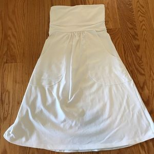Susanna Monaco white dress